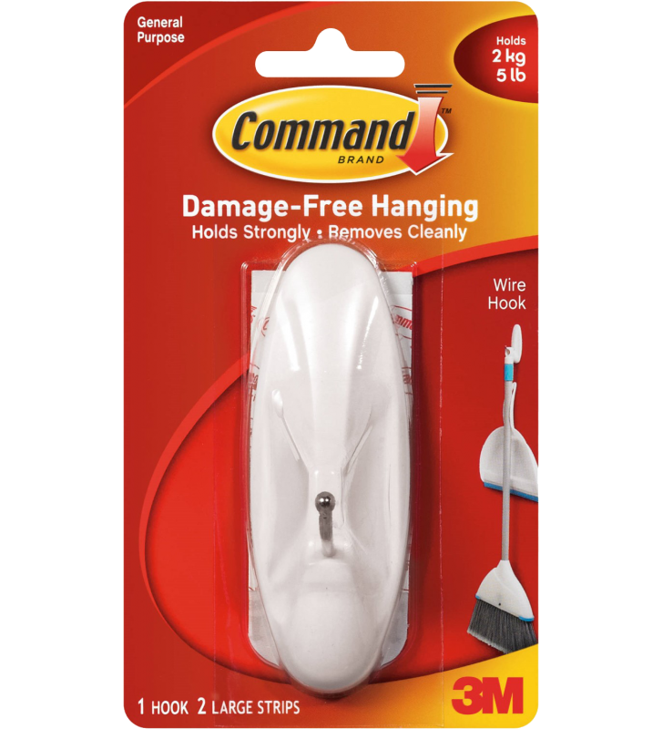 3M Command™ Large Wire Hook 17069