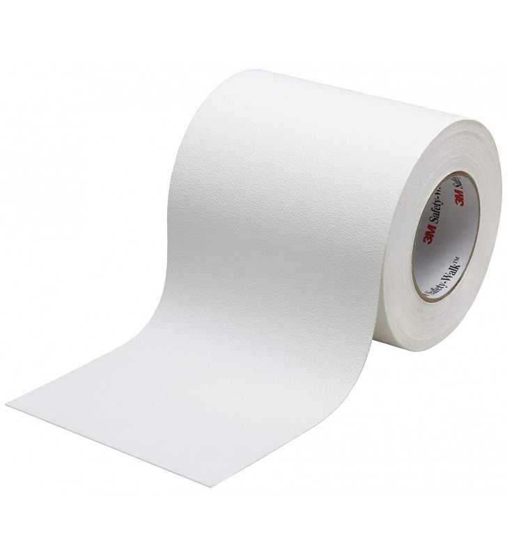 "3M™ Safety-Walk™ Slip-Resistant Fine Resilient Tapes and Treads 280 (White) 6"" x 60'"