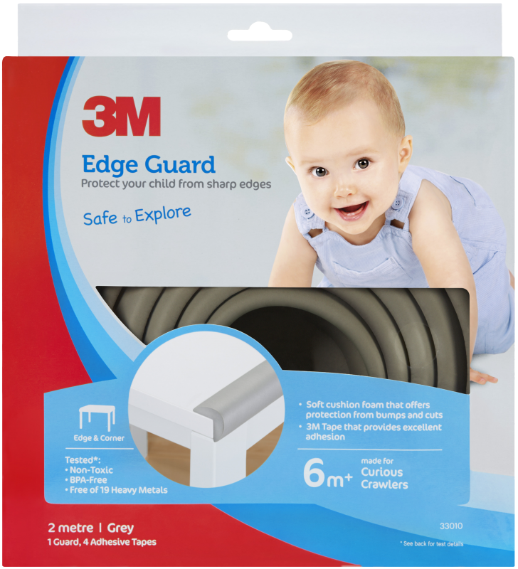 3M™ Edge Guards 2m (Grey)