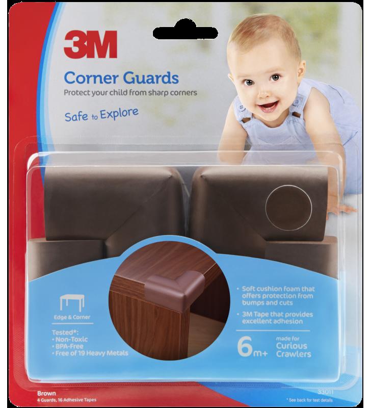 3M™ Corner Guards (Brown)
