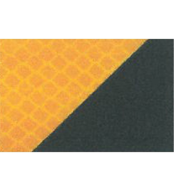 "3M™ Diamond Grade™ Conspicuity Markings Series 983 Yellow/Black 2"" x 50yds"