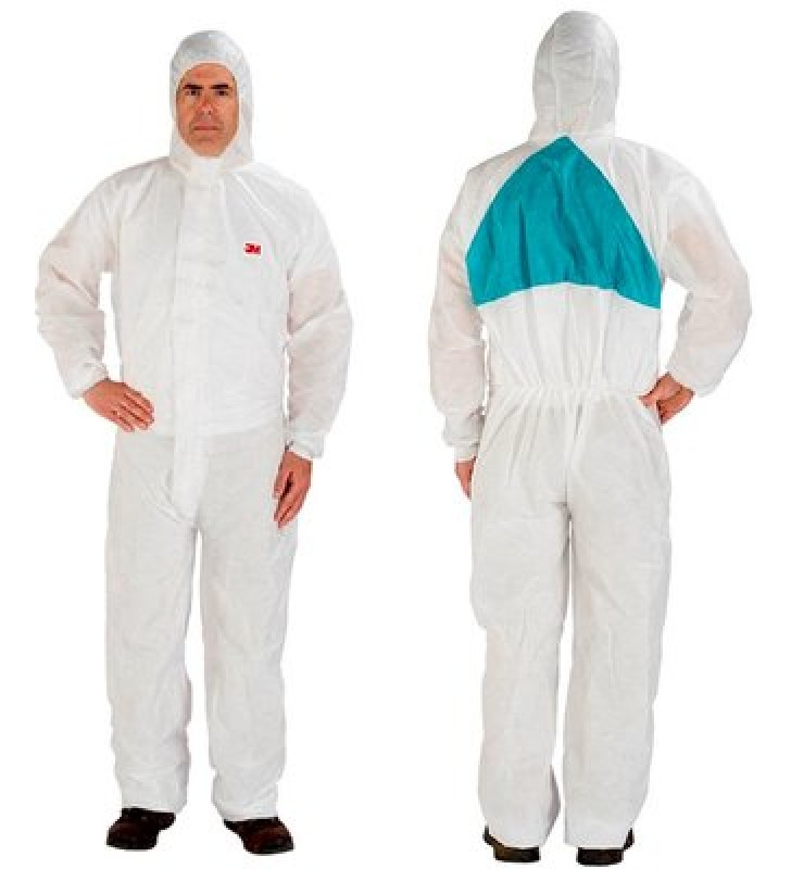 3M™ 4520 Disposable Protective Coverall - Large