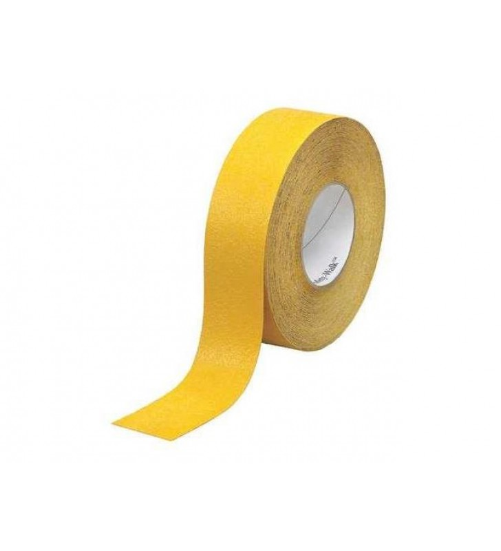 "3M™ Safety-Walk™ Slip-Resistant Conformable Tapes and Treads 530 (Yellow) 2"" x 60'"