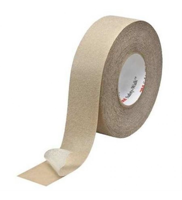 "3M™ Safety-Walk™ Slip-Resistant General Purpose Tapes and Treads 620 (Clear) 4"" x 60'"