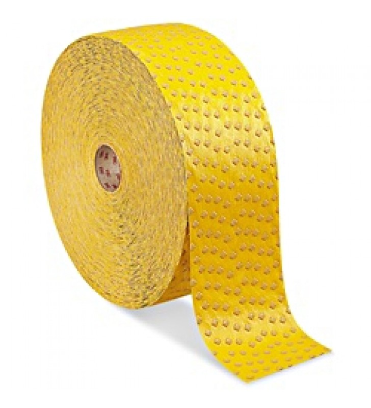 "3M™ Stamark™ Wet Reflective Removable Tape Series 711 Yellow 4"" x 40yds"