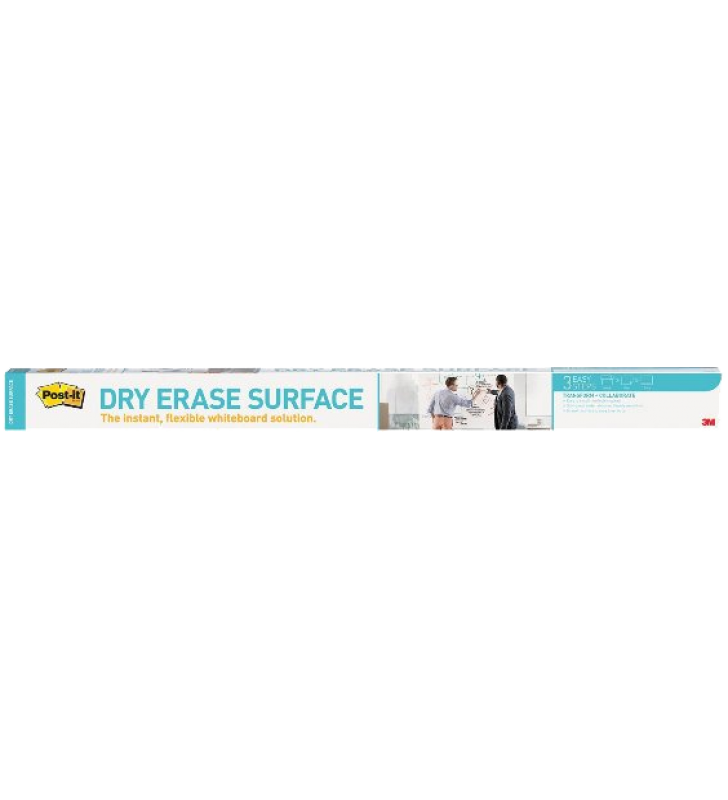 3M Post-it Dry Erase Surface 4x3ft