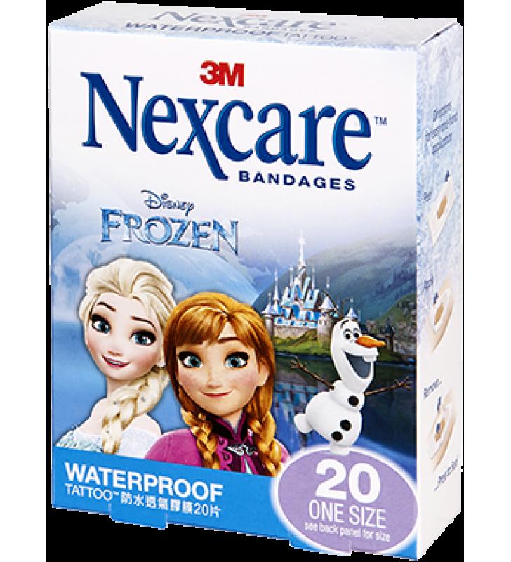 3M Nexcare™ Frozen Waterproof Bandages (20pcs/box)