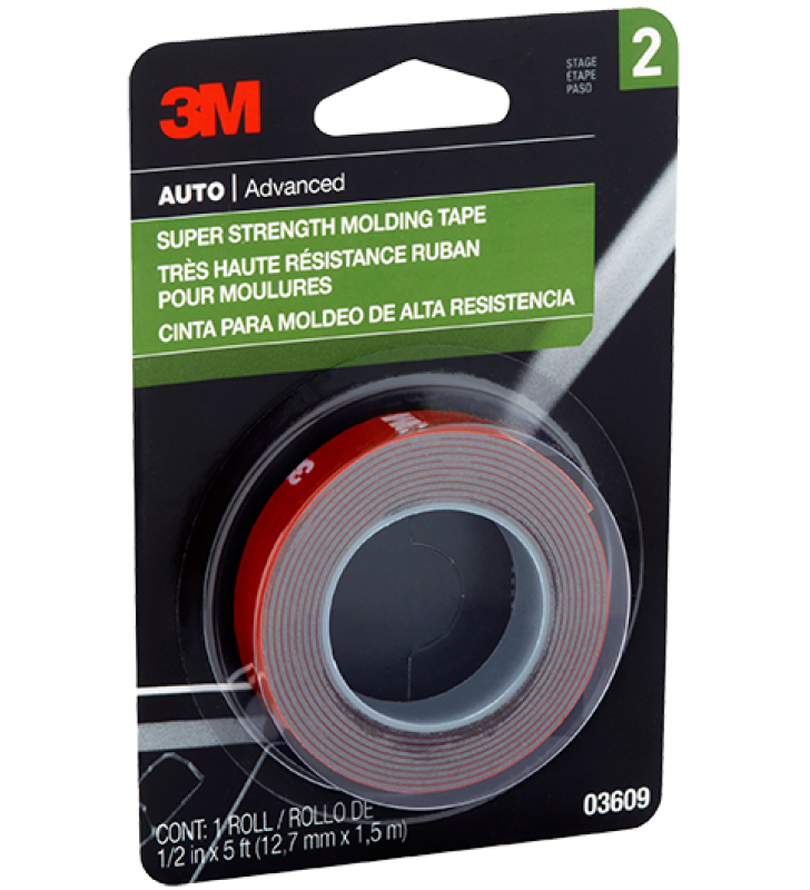 3M PN3609 Super Strength Molding Tape