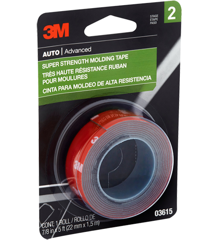 3M PN3615 Super Strength Molding Tape