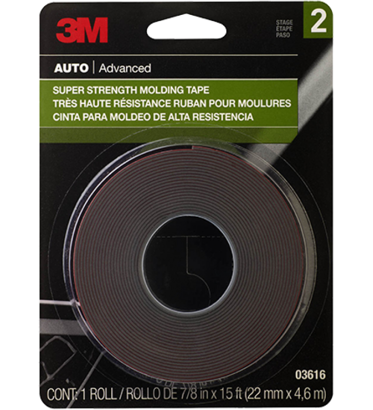 3M PN3616 Super Strength Molding Tape
