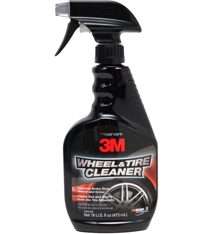 3M PN39036 Tire & Wheel Cleaner - 16oz