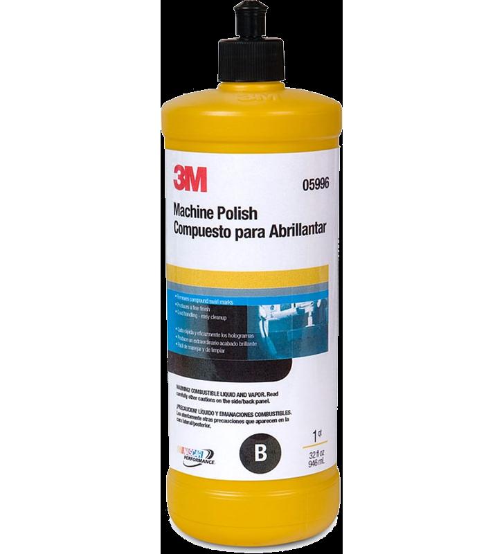 3M PN5996 Machine Polishing Glaze 946ml