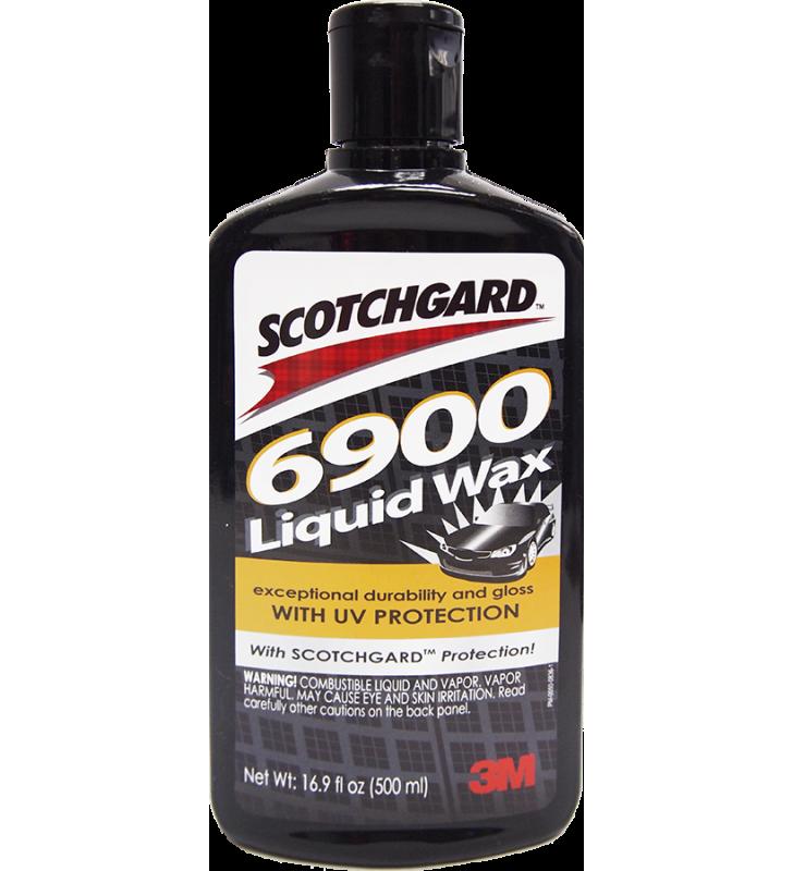 3M PN6900 Scotchgard Liquid Wax - 500ml