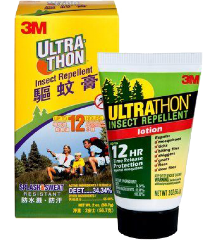 3M Ultrathon Insect Repellent Lotion - 2oz