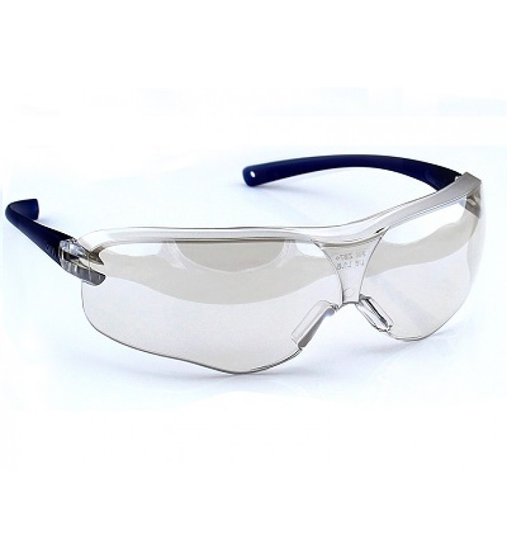 3M 10436 Safety Glasses Goggles Anti-Wind Anti-Sand Anti-Fog  (Mirror Lens)