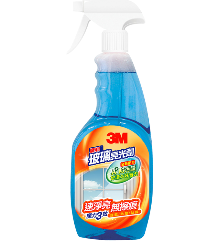3M Magic Glass Cleaner and Protector 600ML