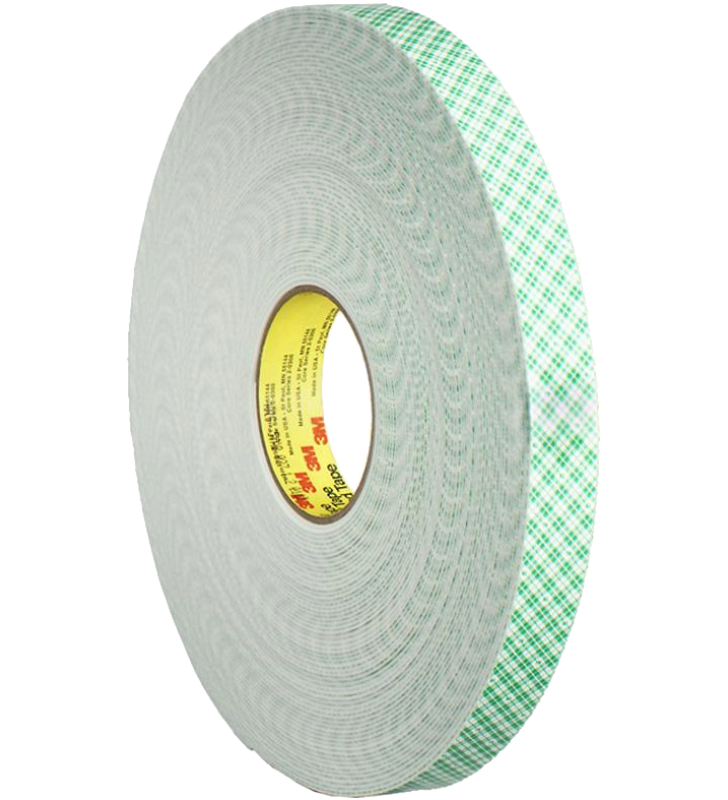 "3M Double Coated Foam Tape - 3/4"" x 36 yds."