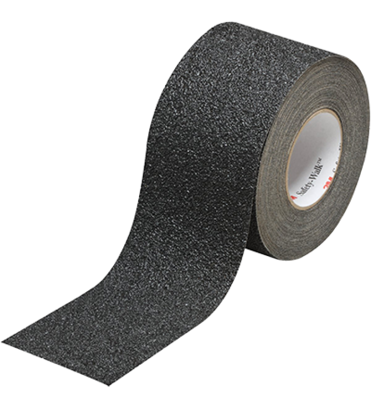 "3M™ Safety-Walk™ Coarse Tapes and Treads 710 (Black) 4"" x 30'"