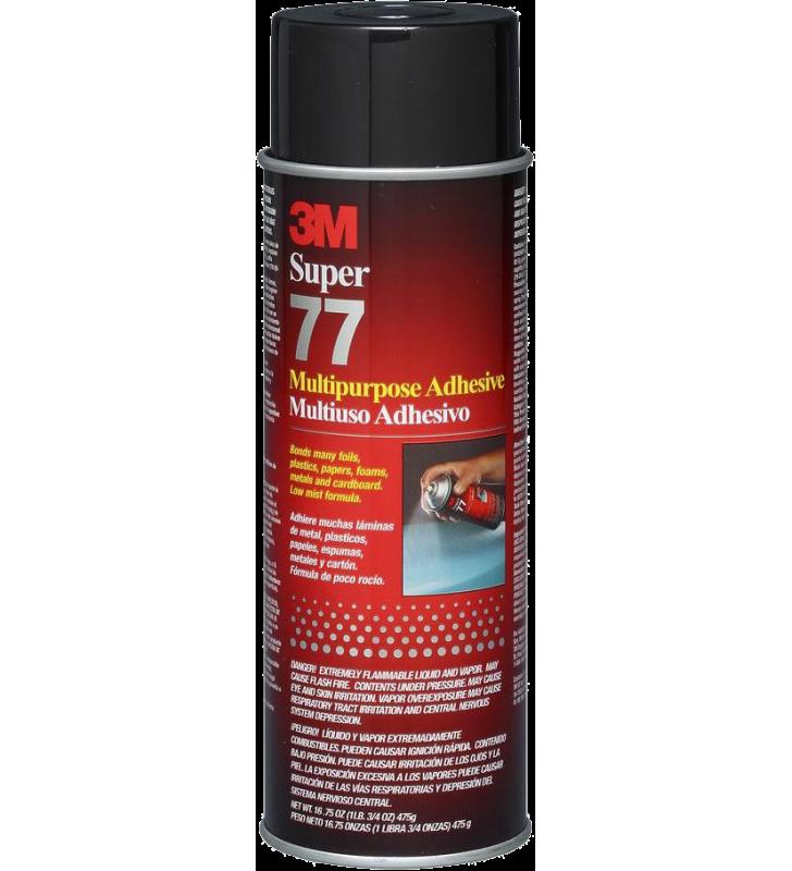 3M 77-24 Super Adhesive - 16.75oz