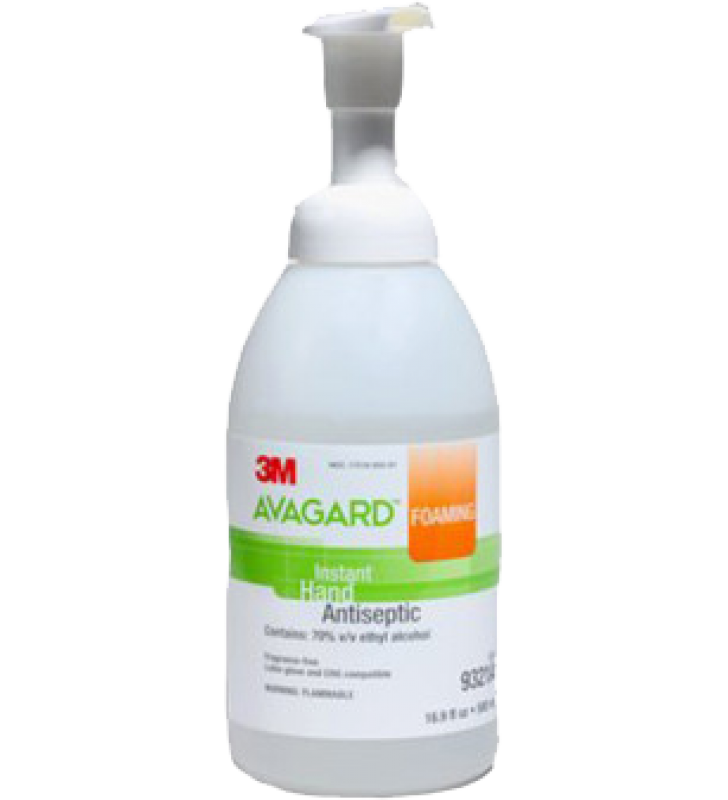 3M™ Avagard™ Foaming Instant Hand Antiseptic (70% v/v ethyl alcohol) 500ml