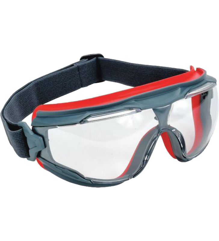 3M™ GoggleGear™ GG501SGAF Clear Scotchgard™ Anti-fog lens