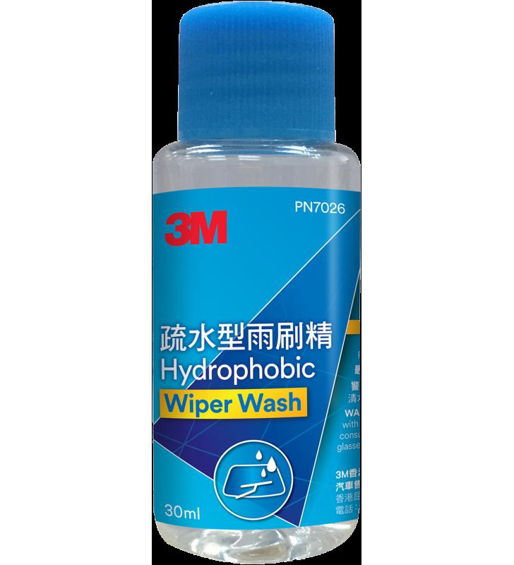 3M PN7026 Hydrophobic Wiper Wash 30ml