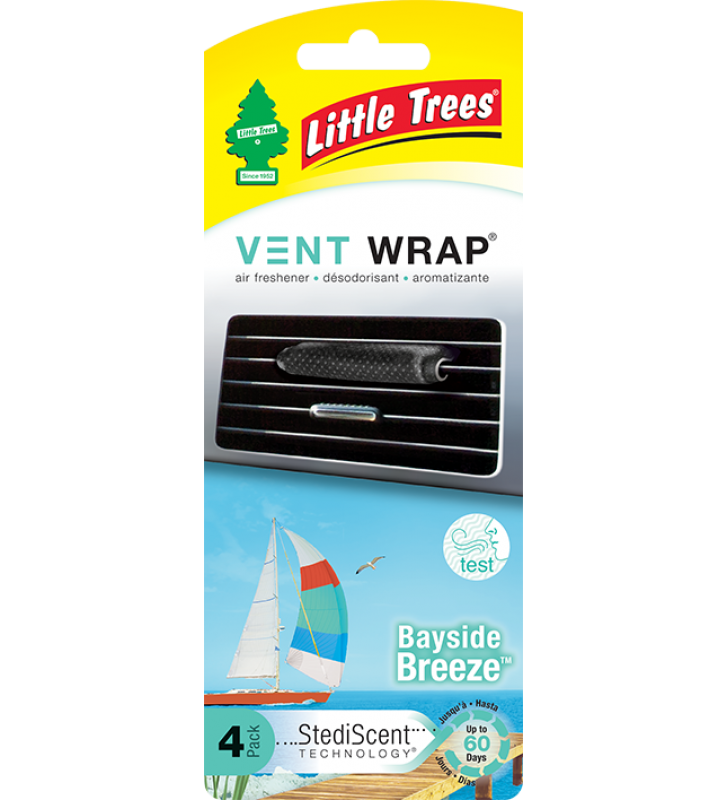 Little Trees Vent Wrap - Bayside Breeze