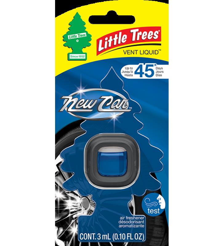 Little Trees Vent Liquid - New Car Scent