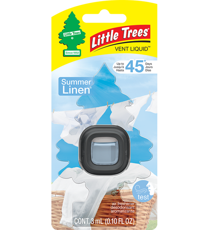 Little Trees Vent Liquid - Summer Linen