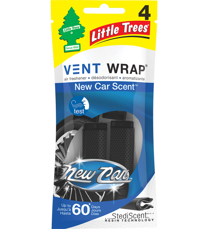 Little Trees Vent Wrap - New Car Scent