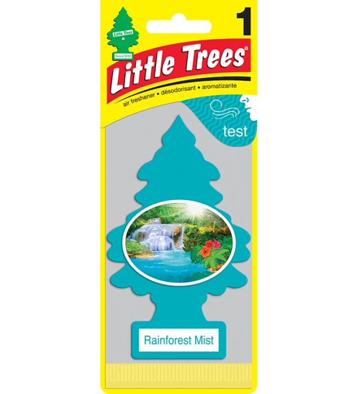 Little Trees - Rainforest Mist (1 pack)
