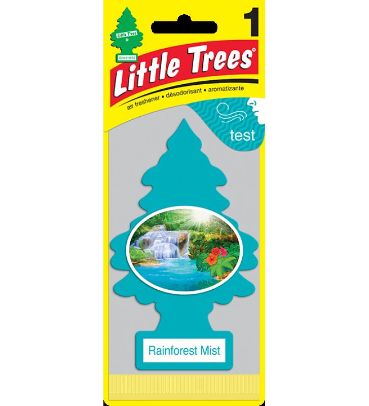 Little Trees - Rainforest Mist (1 pack)
