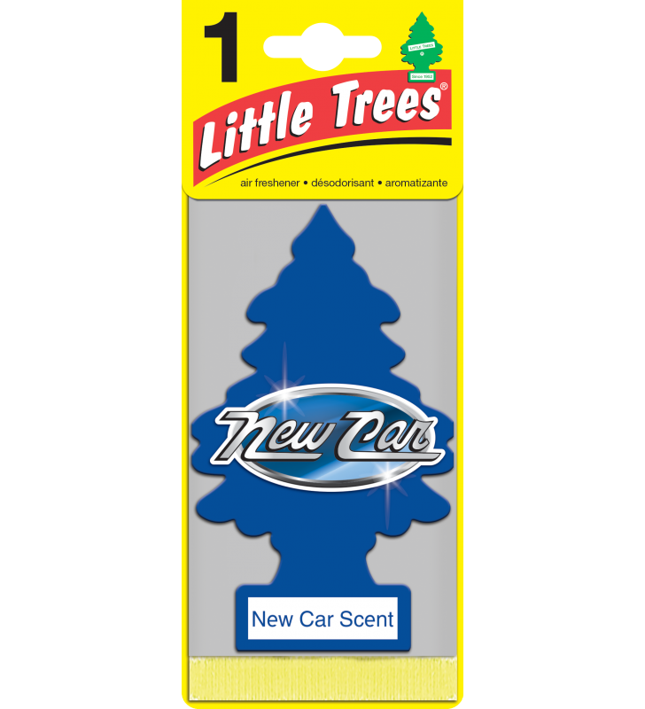 Little Trees - New Car Scent (1 pack)