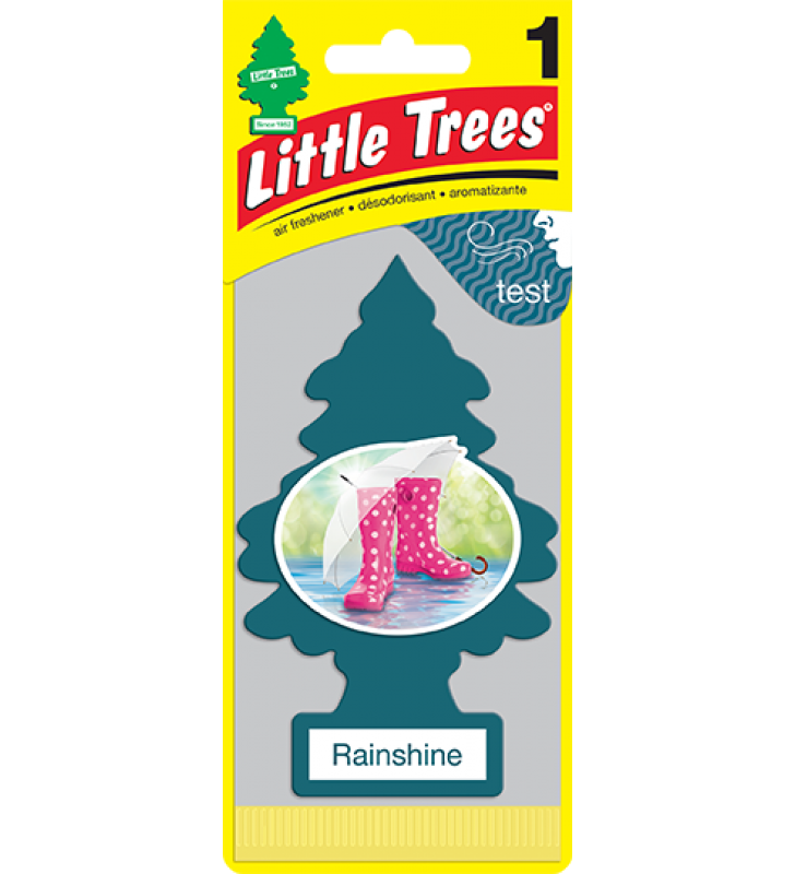 Little Trees - Rainshine (1 pack)