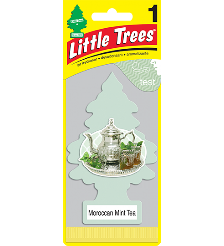 Little Trees - Moroccan Mint Tea (1 pack)