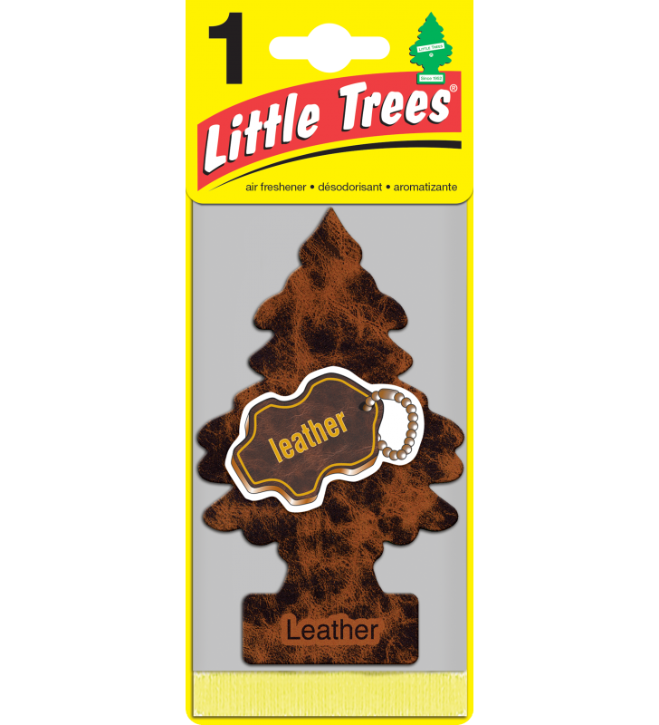 Little Trees - Leather (1 pack)