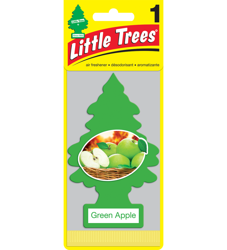 Little Trees - Green Apple (1 pack)