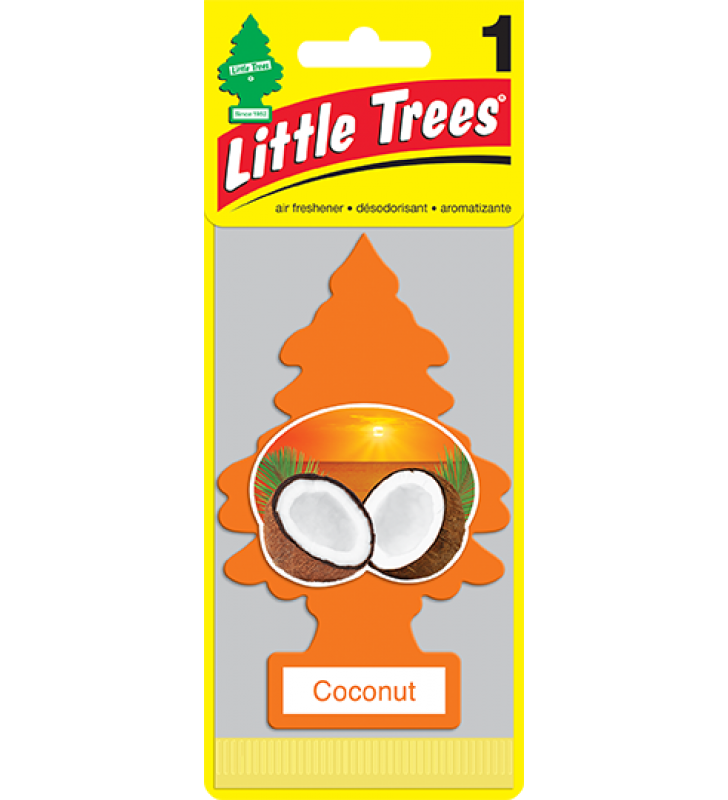 Little Trees - Coconut (1 pack)