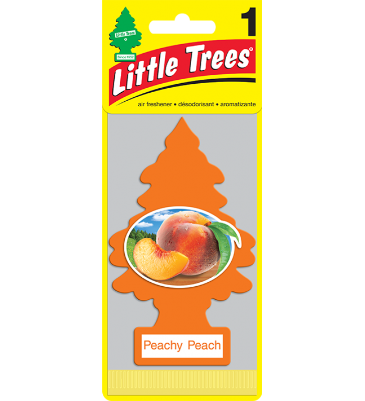 Little Trees - Peachy Peach (1 pack)