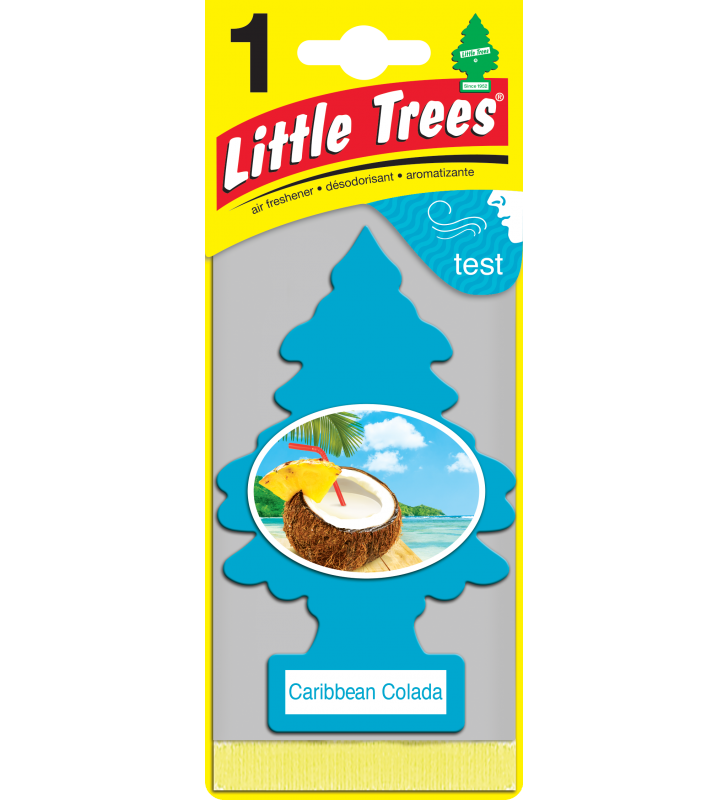 Little Trees - Caribbean Colada (1 pack)