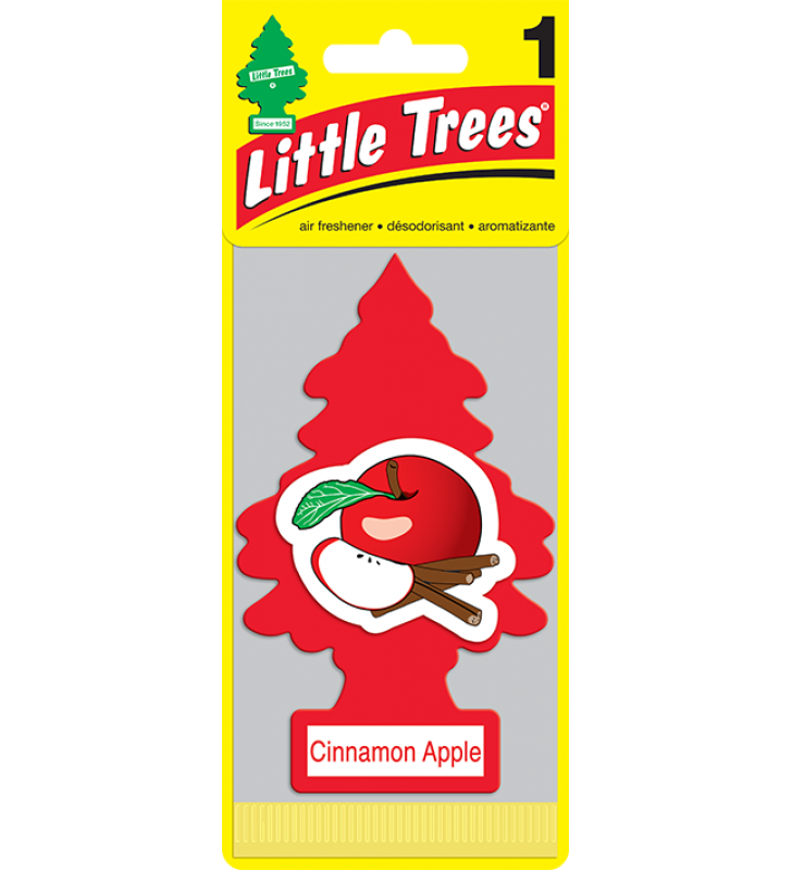 Little Trees - Cinnamon Apple (1 pack)