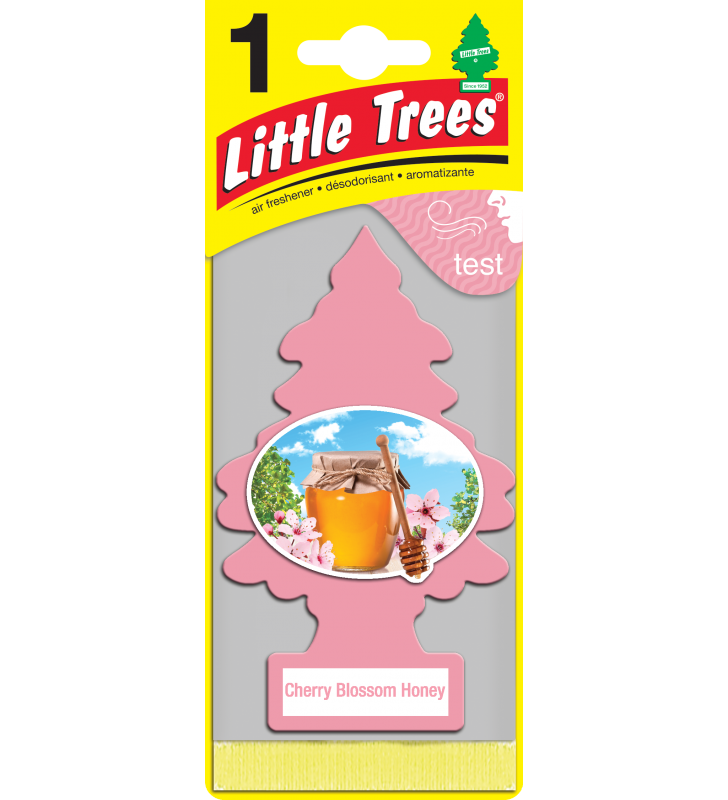 Little Trees - Cherry Blossom Honey (1 pack)