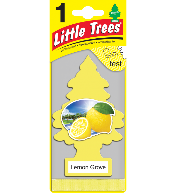 Little Trees - Lemon Grove (1 pack)