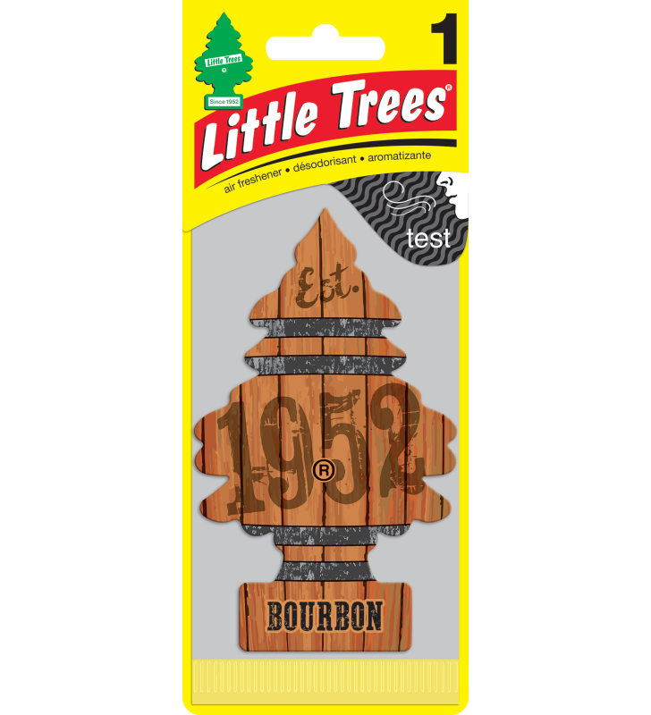 Little Trees - Bourbon (1 pack)