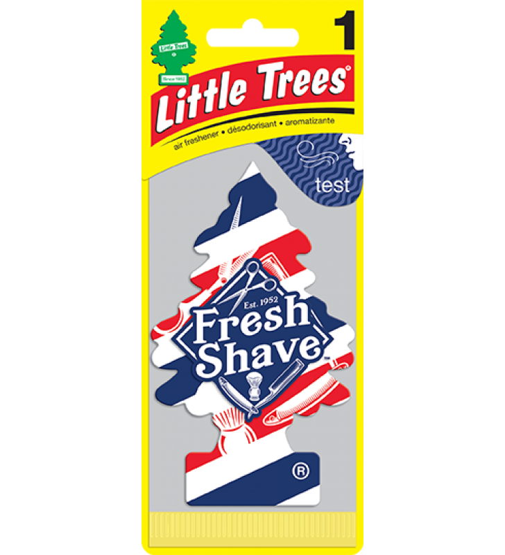 Little Trees - Fresh Shave (1 pack)