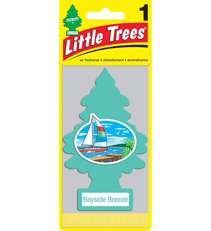 Little Trees - Bayside Breeze (1 pack)