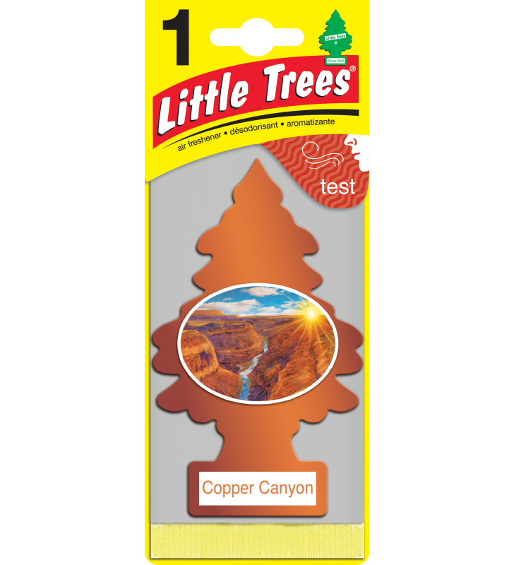 Little Trees - Copper Canyon (1 pack)