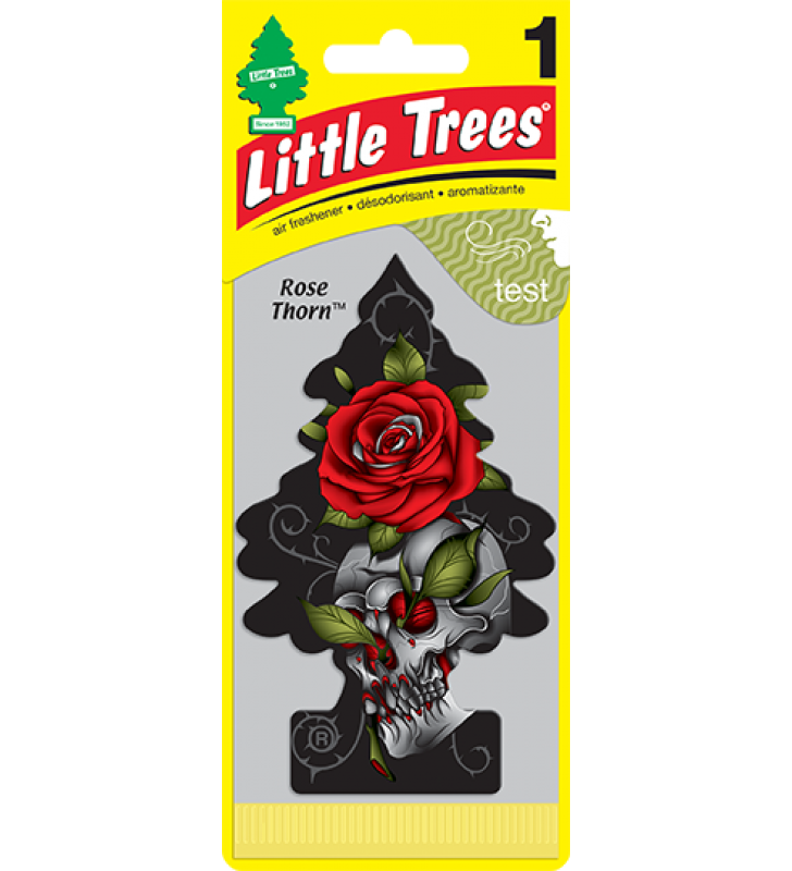 Little Trees - Rose Thorn (1 pack)