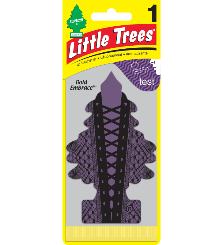 Little Trees - Bold Embrace (1 pack)