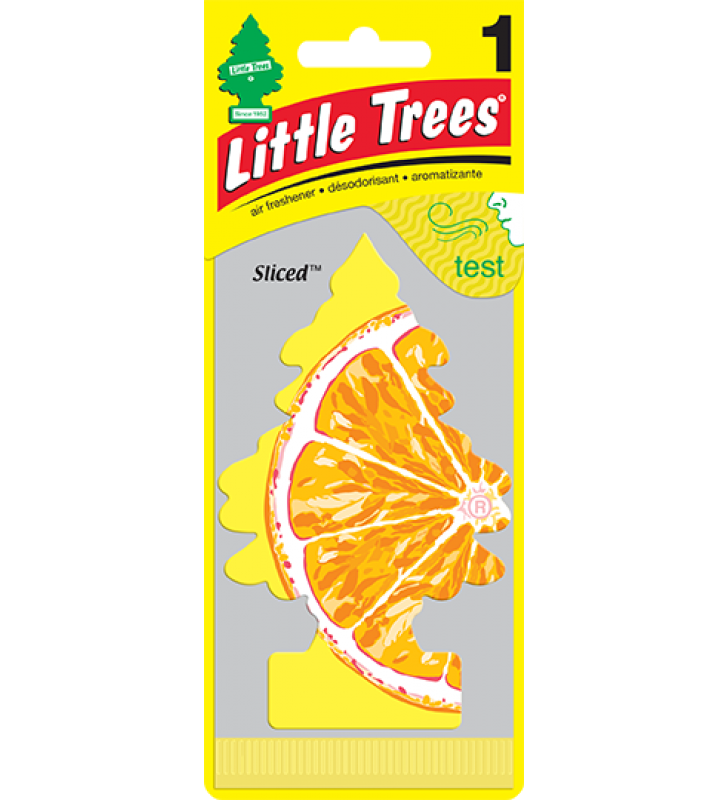 Little Trees - Sliced (1 pack)